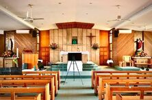 Our Lady of Lourdes Catholic Church 16-08-2020 - Church Facebook - See Note.
