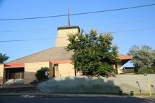 Our Lady of Lourdes Catholic Church 26-01-2017 - John Huth, Wilston, Brisbane.