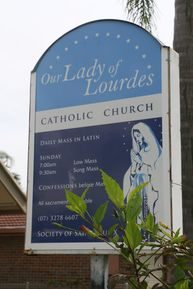 Our Lady of Lourdes Catholic Church 23-10-2017 - John Huth, Wilston, Brisbane