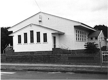 Our Lady of Lourdes Catholic Church - Original Building 17-08-1952 - Church Website - See Note.