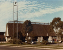 Our Lady of Mt Carmel Catholic Church - First Church 00-00-1962 - Church Website - See Note.