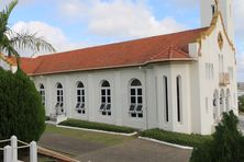 Our Lady of Victories Catholic Church 02-01-2015 - John Huth, Wilston, Brisbane
