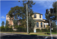 Our Lady of the Angels Catholic Church - Rouse Hill 03-04-2019 - Peter Liebeskind