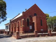 Ouyen Presbyterian Church - Former 15-01-2018 - denisbin - See Note.