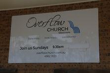 Overflow Church 12-10-2017 - John Huth, Wilston, Brisbane.