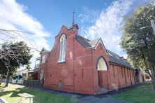 Park Road, Middle Park Church - Former