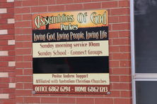 Parkes AOG Church 07-02-2020 - John Huth, Wilston, Brisbane