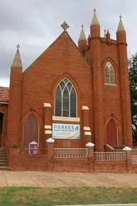 Parkes Presbyterian Church 07-02-2020 - John Huth, Wilston, Brisbane