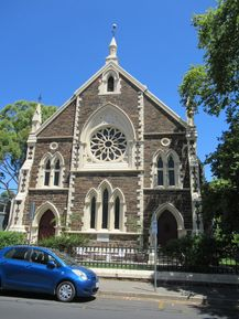 Parkside Uniting Church - Former