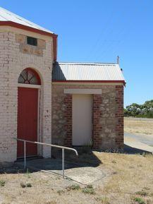 Peake Baptist Church 11-01-2020 - John Conn, Templestowe, Victoria