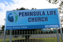 Peninsula Life Church 29-06-2019 - John Huth, Wilston, Brisbane