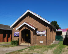 Penrith Presbyterian Church 18-11-2016 - Peter Liebeskind
