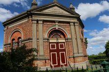 Perth Baptist Church 07-01-2014 - John Huth, Wilston, Brisbane
