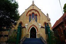 Petersham Baptist Church unknown date - Daniel Longworth - See Note.