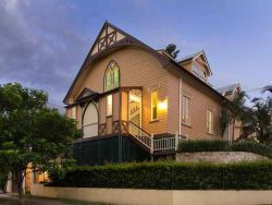 Petrie Terrace Baptist Church - Former 20-02-2015 - Place Estate Agents - New Farm