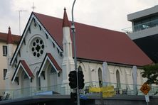 Pilgrim Methodist Church - Former