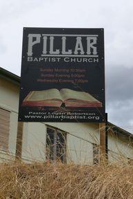 Pillar Baptist Church 21-01-2018 - John Huth, Wilston, Brisbane