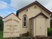 Pioneer Chapel - Former