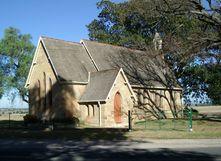 Pitt Town Anglican Church 11-07-2002 - Alan Patterson