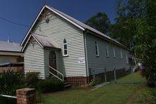 Pomona Uniting Church 16-02-2018 - John Huth, Wilston, Brisbane.
