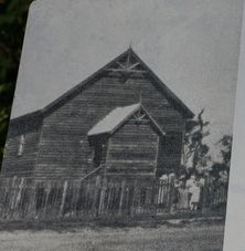 Pomona Uniting Church - Date unknown 16-02-2018 - From Historic Plaque, by John Huth
