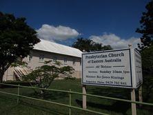 Presbyterian Church of Eastern Australia - Wooloowin 25-03-2016 - John Huth, Wilston, Brisbane