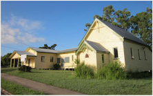 Proston Uniting Church - Former