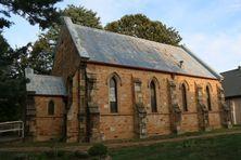 Queanbeyan Presbyterian Church 01-05-2017 - John Huth, Wilston, Brisbane