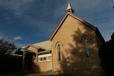 Queanbeyan Uniting Church 01-05-2017 - John Huth, Wilston, Brisbane