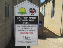 Rainbow Baptist-Uniting Church 08-02-2016 - John Conn, Templestowe, Victoria