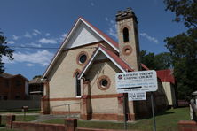 Raymond Terrace Uniting Church 20-01-2020 - John Huth, Wilston, Brisbane