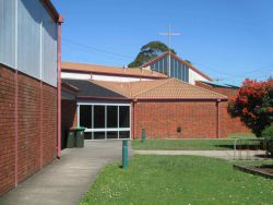 Traralgon Uniting Church 12-01-2015 - John Conn