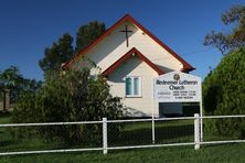 Redeemer Lutheran Church 04-01-2018 - John Huth, Wilston, Brisbane