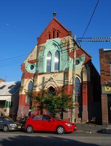 Rehoboth Primitive Methodist Church - Former 12-02-2012 - Peter Liebeskind