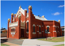 Rochester Uniting Church 00-00-2016 - Church Histories - See Note.