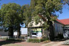 Roma Lutheran Church 15-08-2017 - John Huth, Wilston, Brisbane