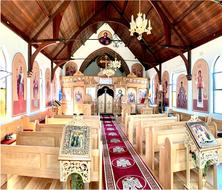 Romanian Orthodox Church Sf. Martiri Brâncoveni - Sydney 00-00-2021 - Church Website - See Note.
