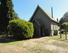 Romsey Methodist Church - Former