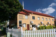 Rosalie Baptist Church 06-02-2017 - John Huth, Wilston, Brisbane.