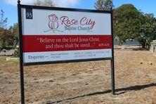 Rose City Baptist Church 08-04-2019 - John Huth, Wilston, Brisbane