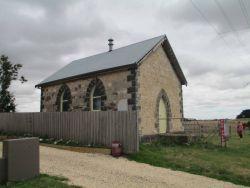Rosebrook Church - Former 21-01-2014 - John Conn, Templestowe, Victoria