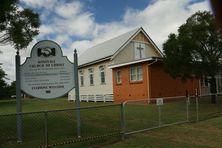 Rosevale Church of Christ 24-04-2016 - John Huth, Wilston, Brisbane