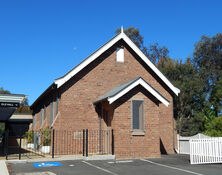 Rouse Hill Anglican Church - Old Hall 09-12-2016 - Peter Liebeskind