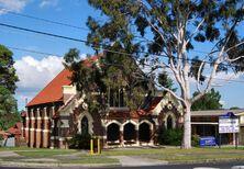 Ryde Presbyterian Church 18-04-2010 - Peter Liebeskind