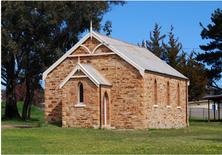 Rylstone Presbyterian Church - Former