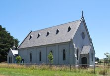 Sacred Heart Catholic Church - Former