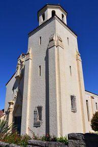 Sacred Heart Catholic Church - Former 10-09-2012 - Sardaka - See Note.