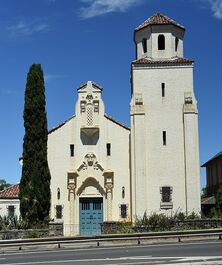 Sacred Heart Catholic Church - Former 30-08-2020 - Sardaka - See Note.