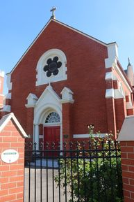 Sacred Heart College Chapel 15-04-2019 - John Huth, Wilston, Brisbane