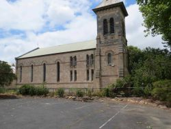 Saint Andrew's Presbyterian Church 18-01-2014 - John Conn, Templestowe, Victoria